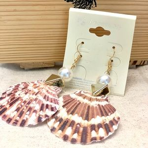 ✨ Sea Shell Earrings ✨